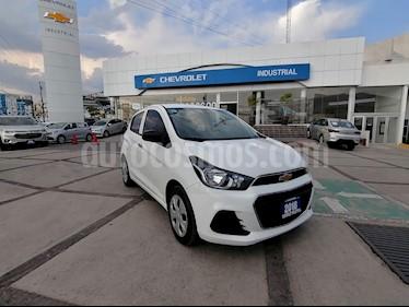 Chevrolet Spark LT usado (2018) color Blanco precio $155,000