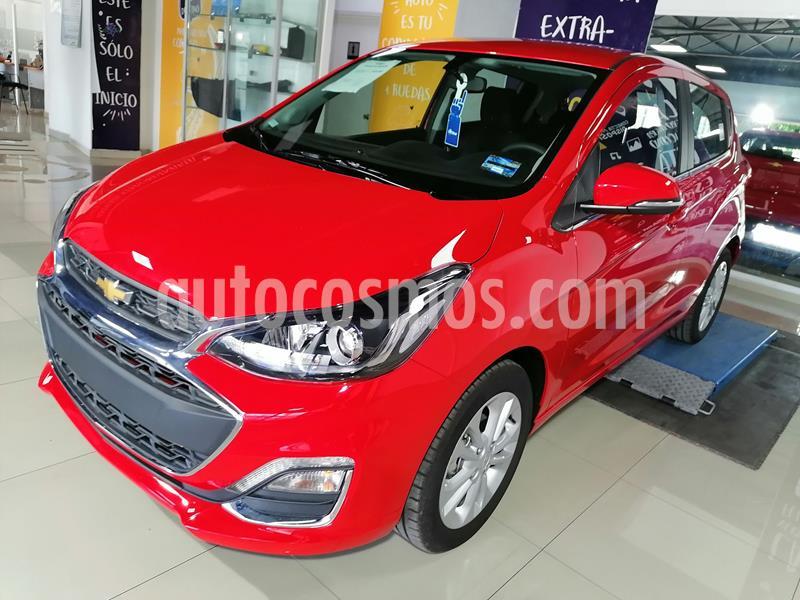 Chevrolet Spark Premier usado (2020) color Rojo precio $244,000