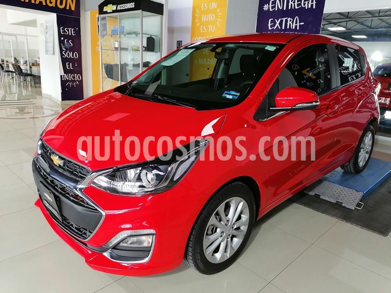 Chevrolet Spark Premier usado (2020) color Rojo precio $240,000