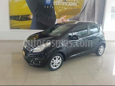 Chevrolet Spark LTZ CVT usado (2016) color Negro precio $133,900
