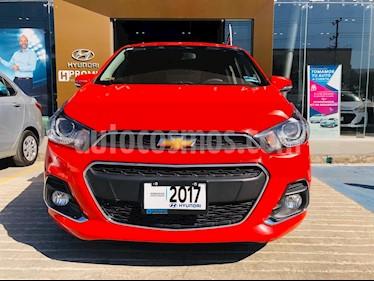 Chevrolet Spark LT CVT usado (2017) color Rojo precio $175,000