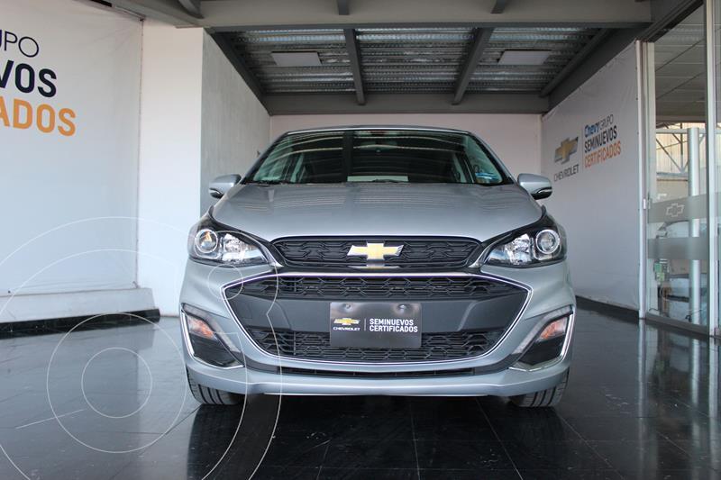 Chevrolet Spark Premier usado (2020) color Plata Dorado precio $232,000