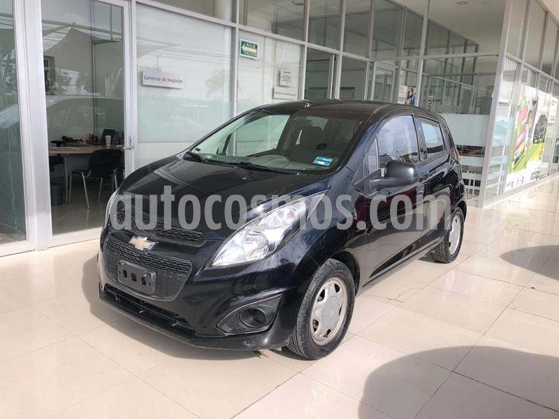 Chevrolet Spark LT CVT usado (2017) color Negro precio $125,000