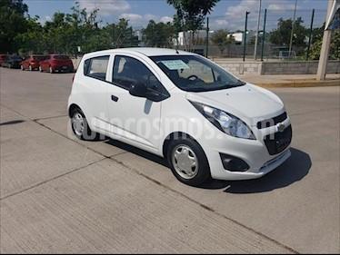 Chevrolet Spark LT usado (2017) color Blanco precio $113,000