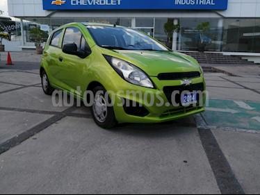 Chevrolet Spark LS usado (2014) color Verde Lima precio $89,000