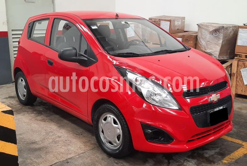 Chevrolet Spark LT usado (2015) color Rojo precio $105,000