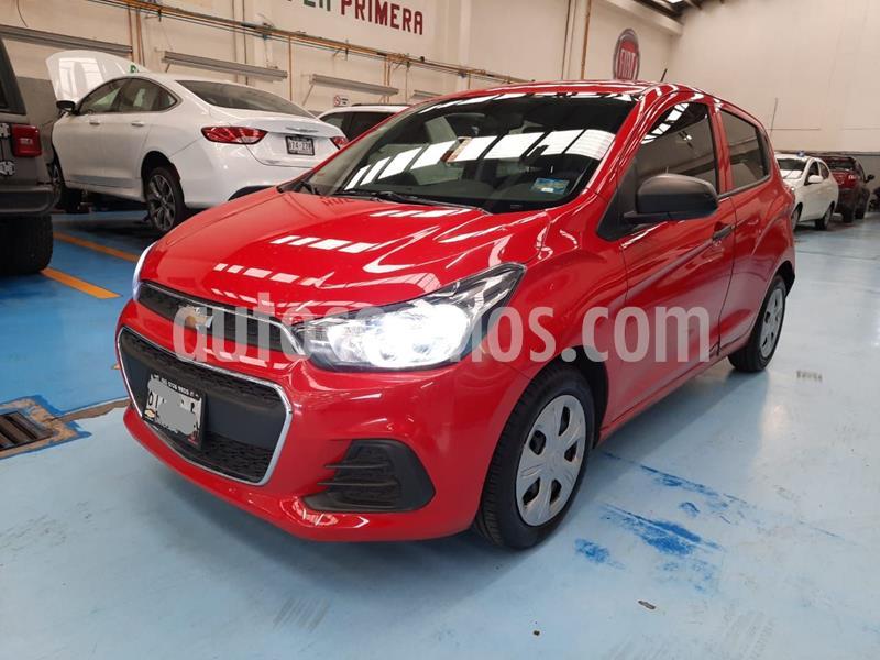 Foto Chevrolet Spark LT usado (2018) color Rojo precio $157,000