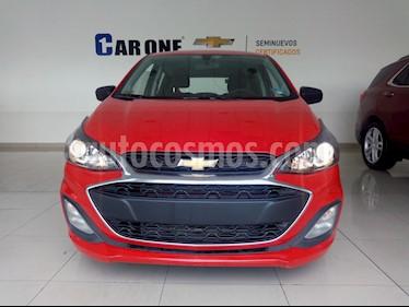 Chevrolet Spark LT usado (2019) color Rojo precio $198,000
