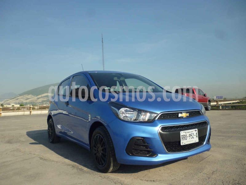 Chevrolet Spark LT usado (2018) color Azul precio $148,000