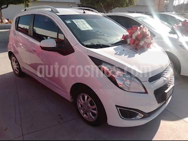 Chevrolet Spark LTZ usado (2015) color Blanco precio $140,000