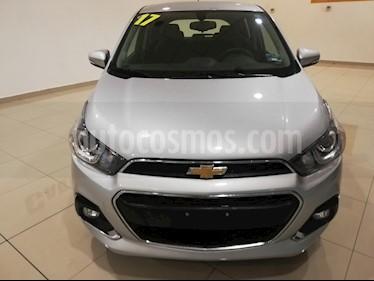 Foto Chevrolet Spark Paq C usado (2017) color Plata precio $175,000