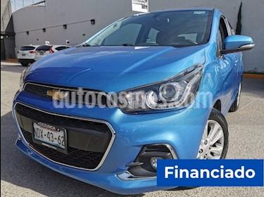 Chevrolet Spark LTZ usado (2017) color Azul Denim precio $38,750