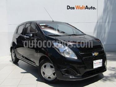 Chevrolet Spark LT usado (2017) color Negro precio $119,000