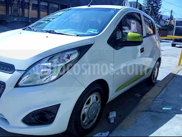 Chevrolet Spark LS usado (2016) color Blanco precio $107,000