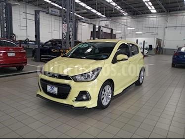 Chevrolet Spark 5P LTZ L4/1.4 MAN usado (2017) color Verde precio $185,000