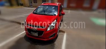 Chevrolet Spark LTZ usado (2014) color Rojo precio $90,000