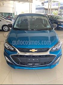 Chevrolet Spark LT CVT usado (2020) color Azul precio $190,000