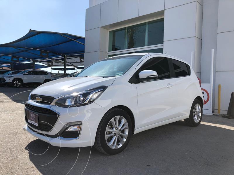 Foto Chevrolet Spark LTZ usado (2019) color Blanco precio $238,000