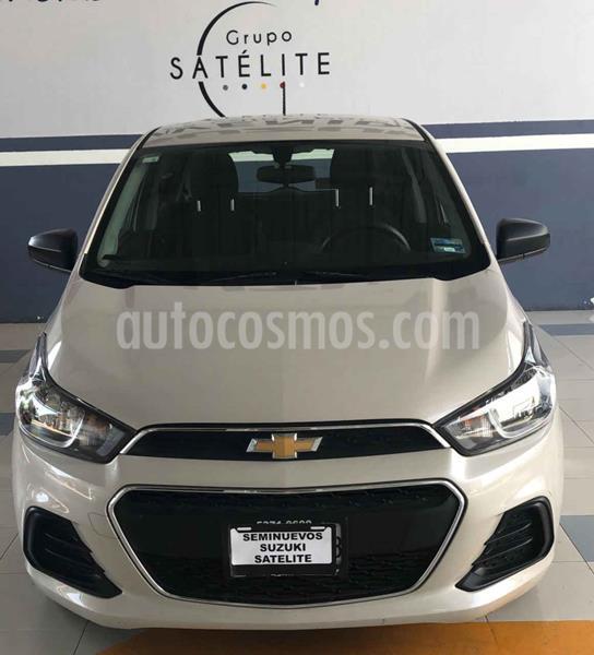 Chevrolet Spark LT usado (2017) color Beige precio $168,000