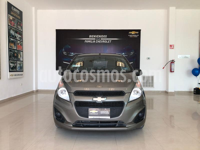 Chevrolet Spark LT CVT usado (2017) color Gris precio $125,000
