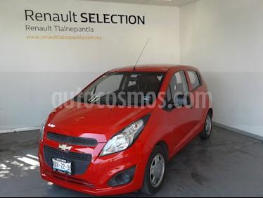Foto Chevrolet Spark LS usado (2017) color Rojo precio $130,000