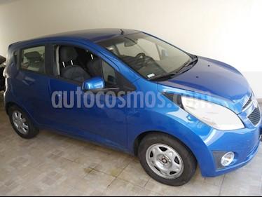Chevrolet Spark LT CVT Aa Bolsas de Aire ABS usado (2011) color Azul precio $78,000