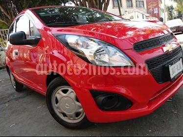 Chevrolet Spark LT usado (2016) color Rojo Giga precio $110,000