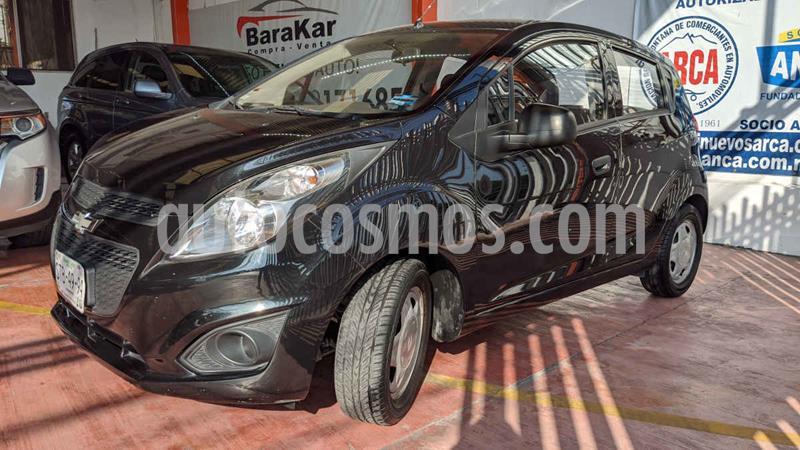 Chevrolet Spark LT usado (2015) color Negro precio $99,000