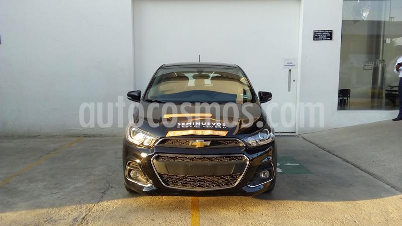 Chevrolet Spark LTZ usado (2017) color Negro precio $163,000
