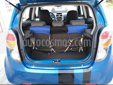 Chevrolet Spark Paq C usado (2012) color Azul precio $80,000