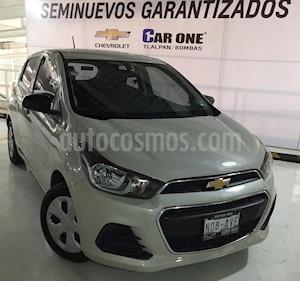 Chevrolet Spark LT usado (2018) color Beige precio $150,000
