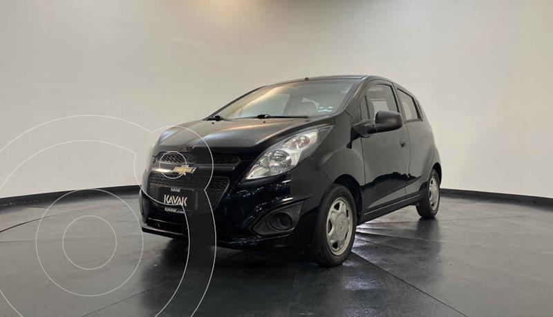 Chevrolet Spark Version usado (2015) color Negro precio $112,999