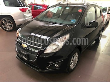 Chevrolet Spark LTZ usado (2017) color Negro precio $170,000