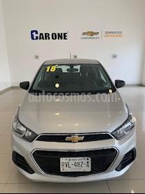 Chevrolet Spark LT usado (2018) color Plata precio $174,900
