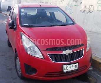 Chevrolet Spark Paq A usado (2012) color Rojo precio $73,000