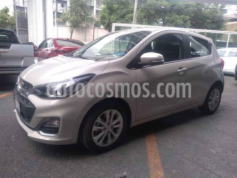 Chevrolet Spark Premier CVT usado (2020) color Beige precio $239,000