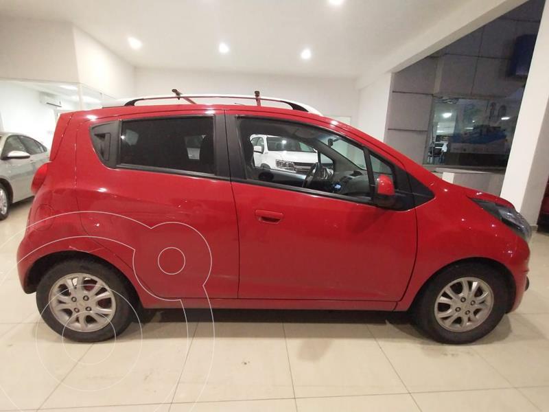 Chevrolet Spark LTZ CVT usado (2017) color Rojo precio $140,000