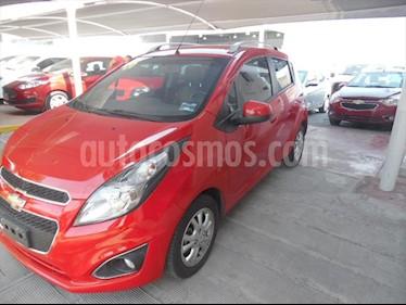 Chevrolet Spark LTZ usado (2016) color Rojo precio $130,000