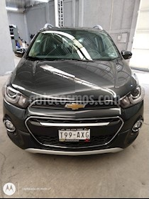 foto Chevrolet Spark Active  usado (2018) color Azul Denim precio $180,000