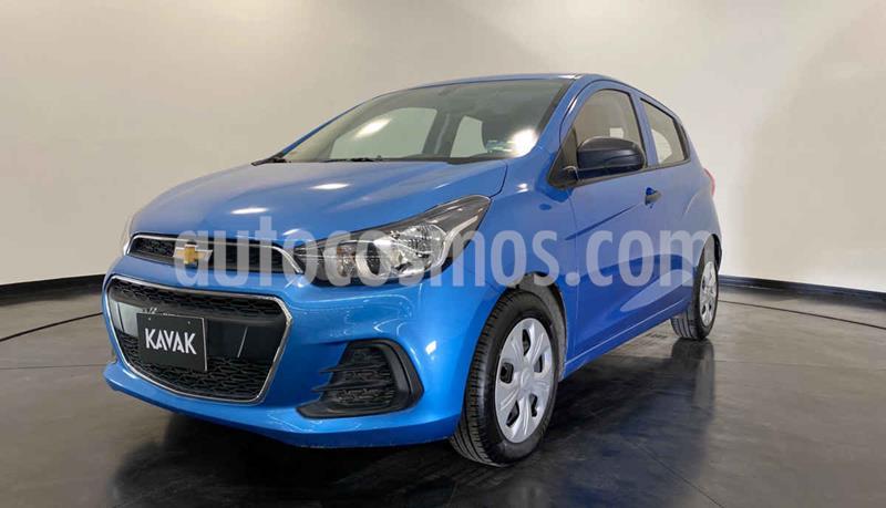 Chevrolet Spark LT CVT usado (2018) color Azul precio $164,999