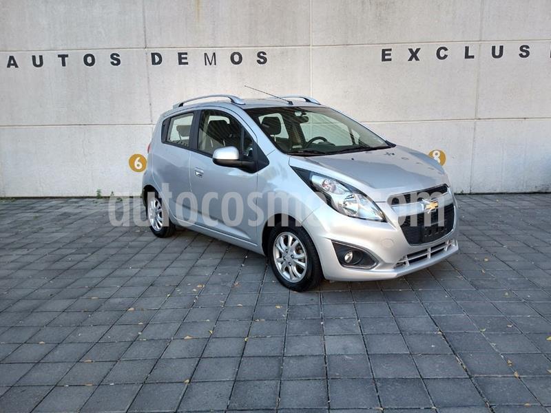 Chevrolet Spark LTZ CVT usado (2017) color Plata Dorado precio $149,000