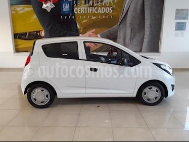 Chevrolet Spark 5P HB LT CLASICO 1.2L TM5 A/AC. R-14 usado (2017) color Blanco precio $127,900