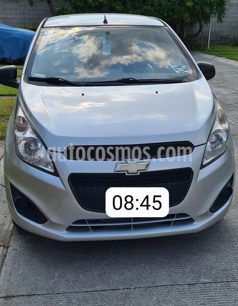 Chevrolet Spark LT usado (2013) color Plata precio $81,500