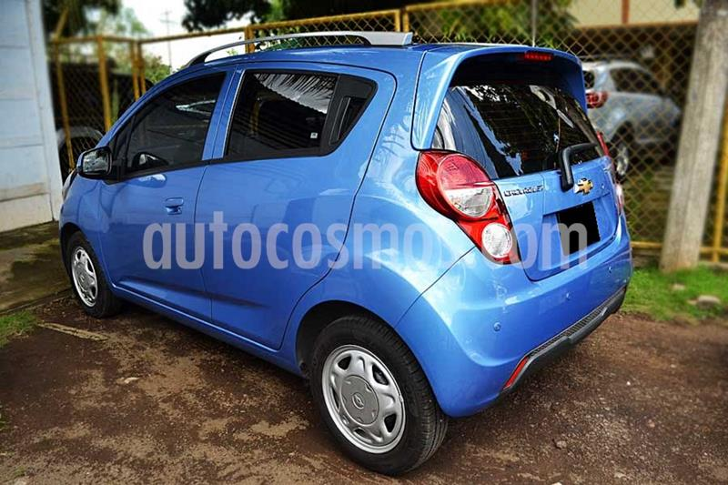 Chevrolet Spark LTZ usado (2016) color Azul Denim precio $85,000