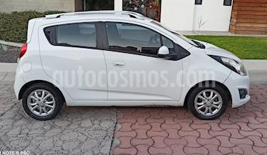 Chevrolet Spark LTZ usado (2013) color Blanco precio $79,000