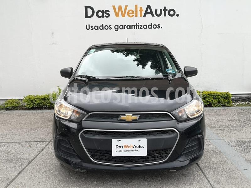 Chevrolet Spark LT usado (2017) color Negro precio $139,900