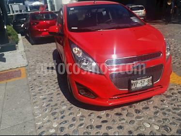 Chevrolet Spark LT CVT usado (2015) color Rojo precio $102,000