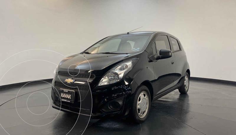 Chevrolet Spark Version usado (2015) color Negro precio $114,999
