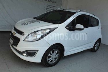 Chevrolet Spark 5 pts. LT B TM usado (2014) color Blanco precio $115,000