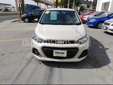 Foto Chevrolet Spark LT usado (2016) color Beige precio $155,000